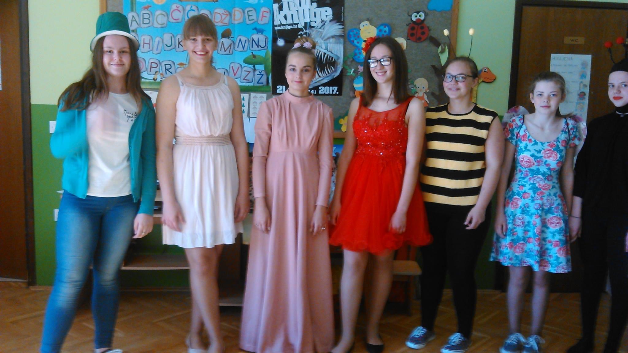 """Kostimirana priča """"Plesna haljina žutog maslačka"""""""
