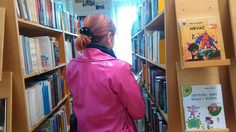 Prihvati izazov -  labirint knjiga
