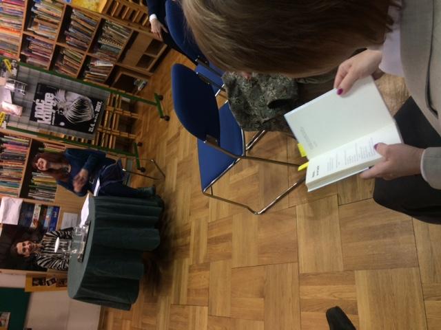 Predstavljanje knjige