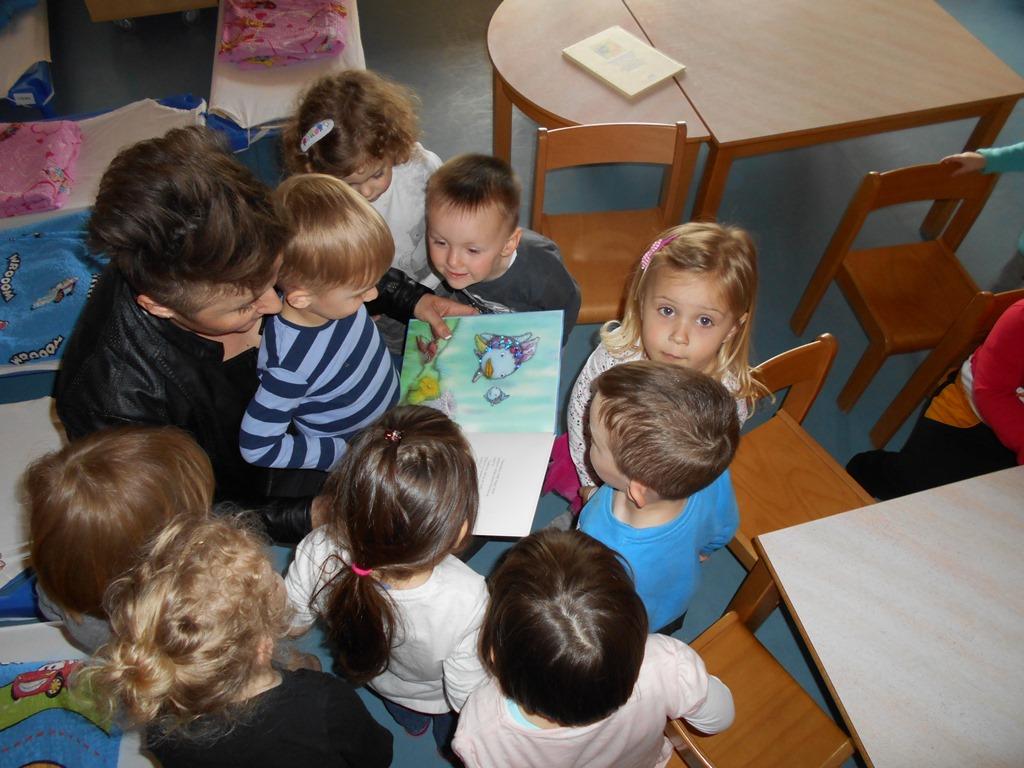 Noć knjige u Dječjem vrtiću Zeko