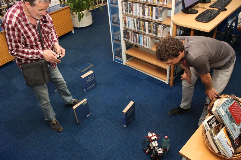 RoboBook Challenge