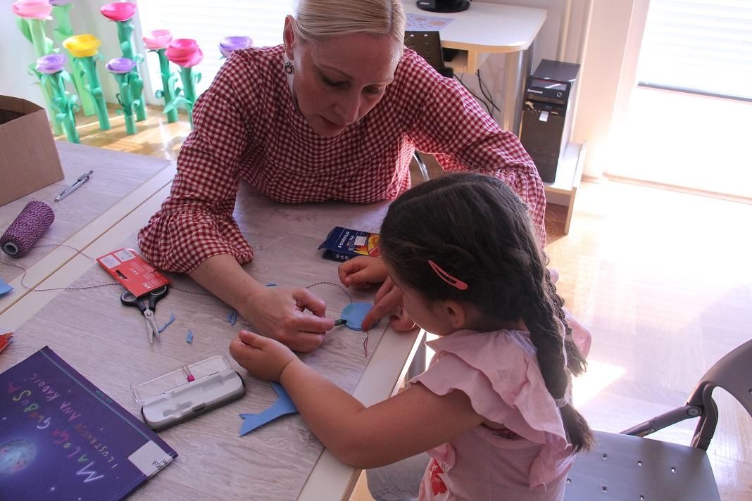 Interaktivna pričaonica i radionica za djecu