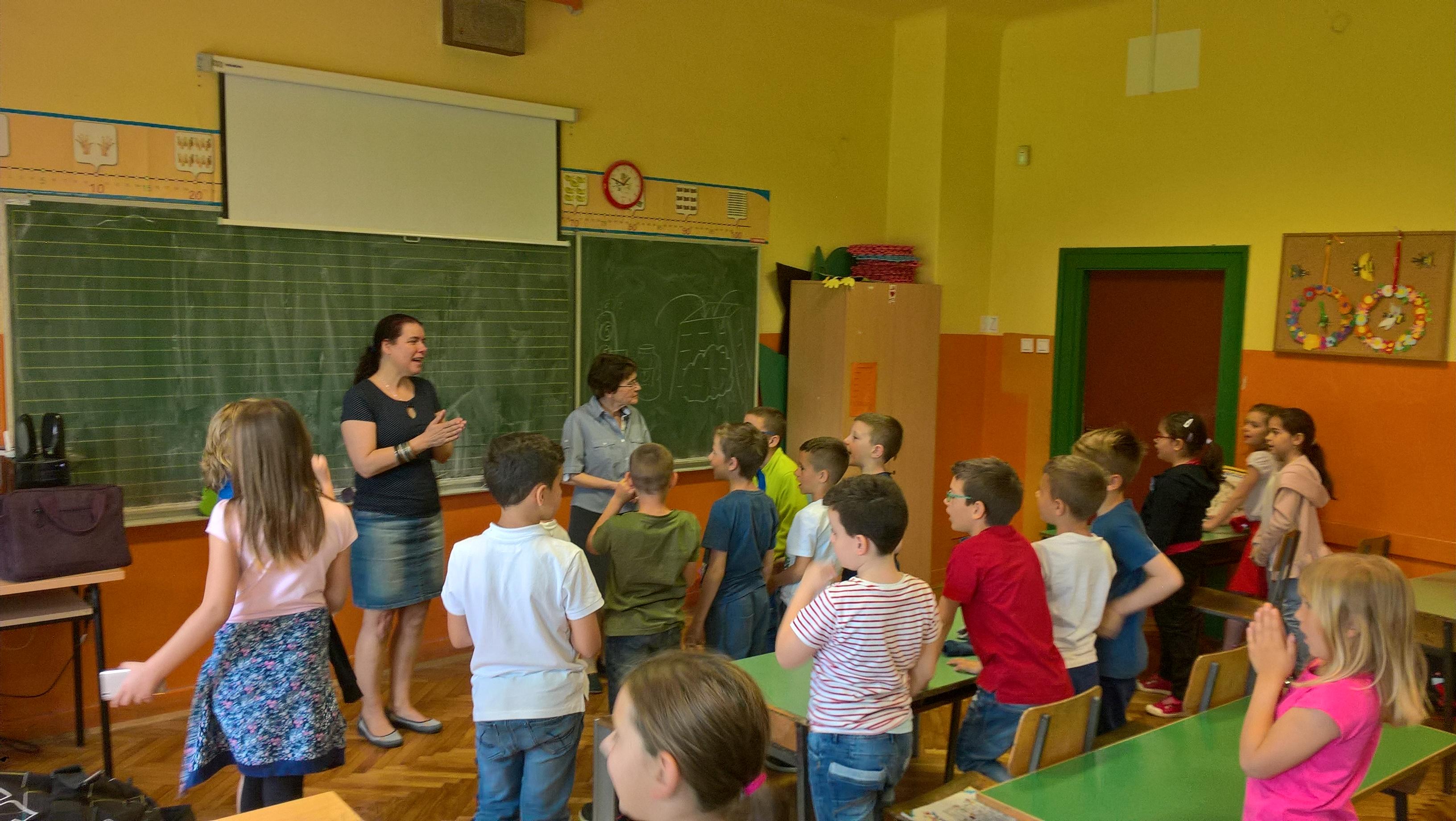 Susret s književnicom - Željka Horvat Vukelja