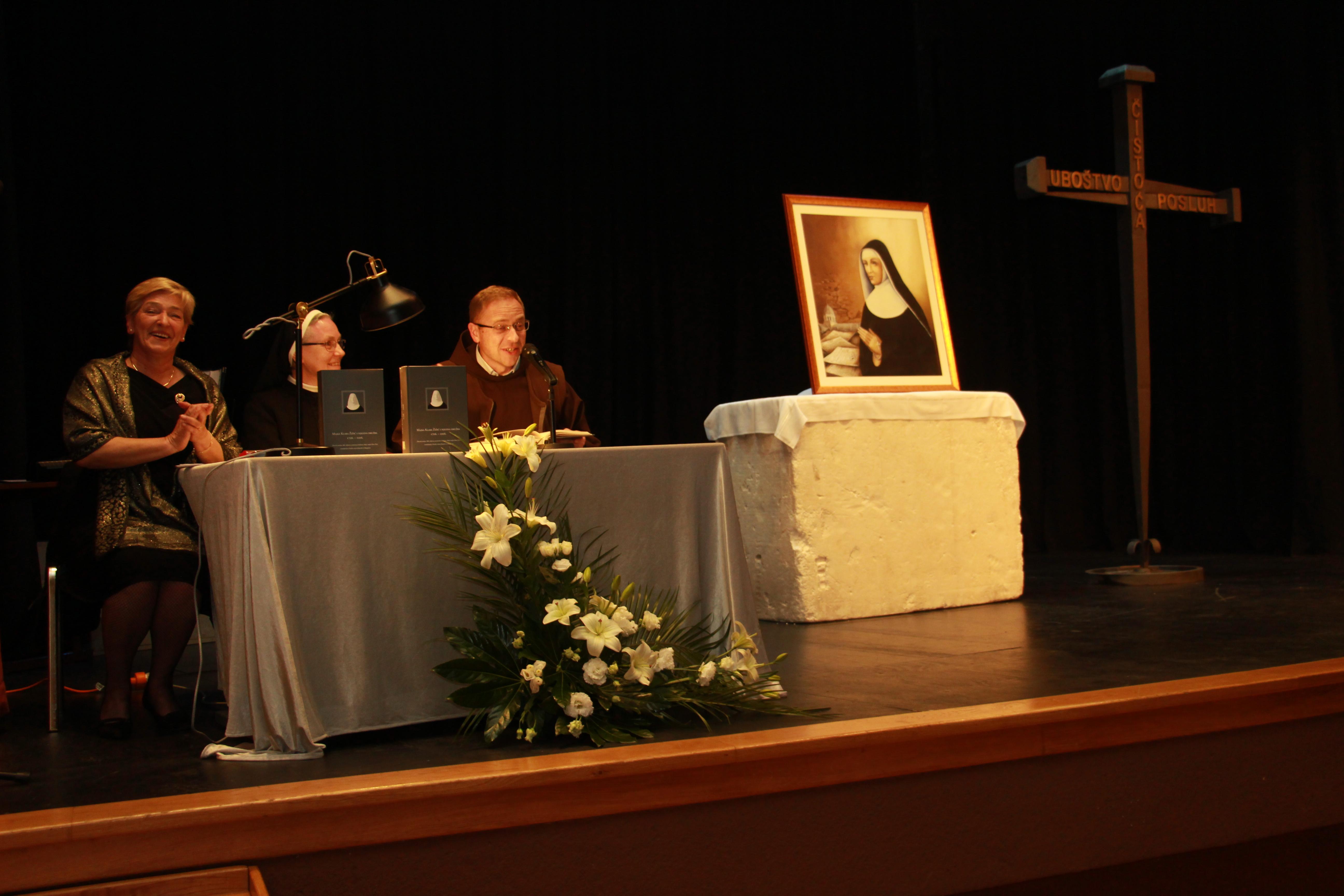 Predstavljanje Zbornika proslave 300. obljetnice preminuća službenice Božje majke Klare Žižić