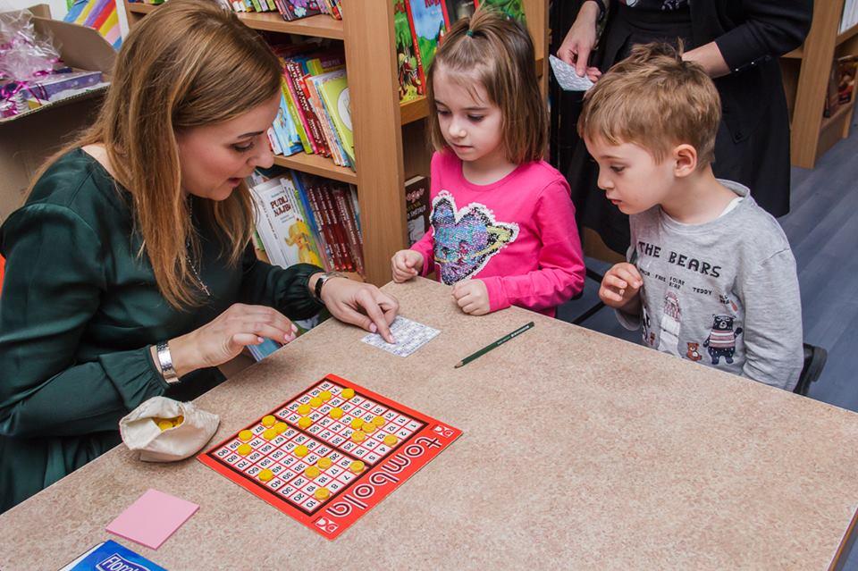Dječja društvena igra ''Tombola''