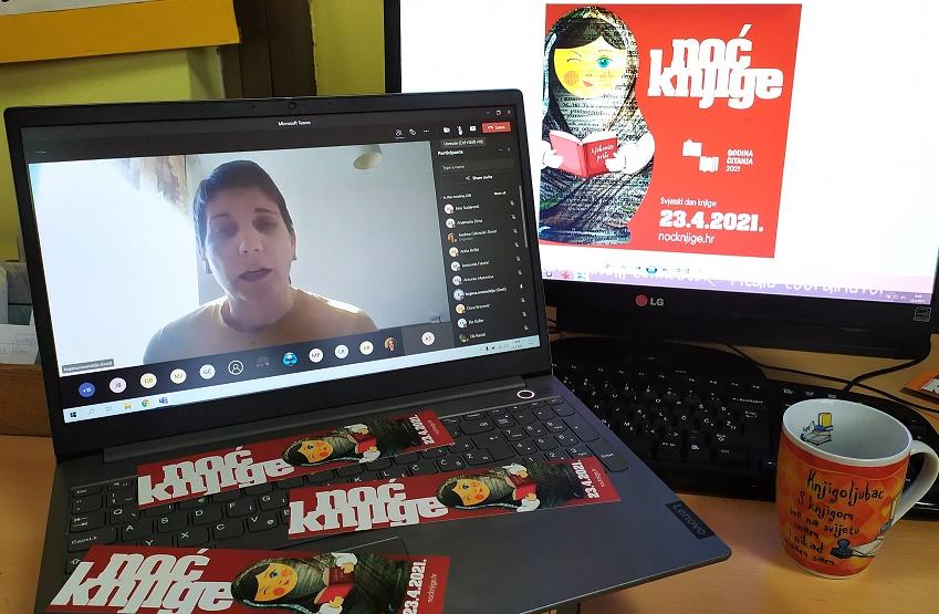 Virtualni književni susret s Bojanom Meandžijom